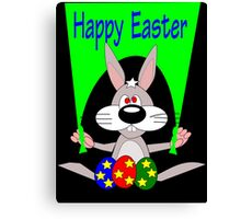 Happy Easter (4620 Views) Canvas Print