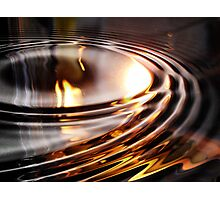 Wind, Fire and Water... Photographic Print