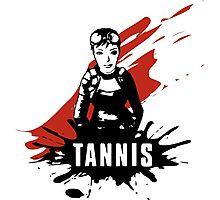 Tannis Photographic Print