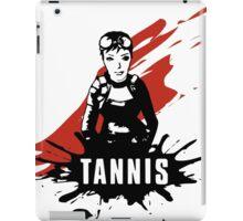 Tannis iPad Case/Skin