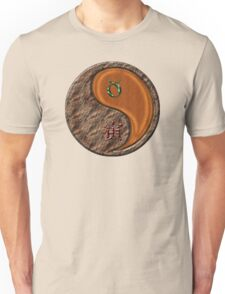 Taurus & Tiger Yang Wood Unisex T-Shirt