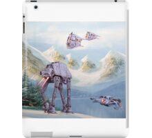 Snow Wars iPad Case/Skin