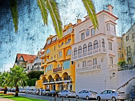 Cascais 3 by terezadelpilar~ art & architecture