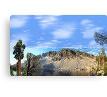 1303-Paradox Mountain Canvas Print