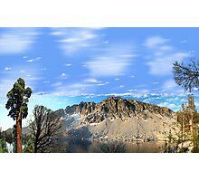 1303-Paradox Mountain Photographic Print