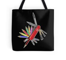 Pocket Art Tote Bag