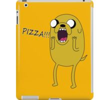 Adventure Jake Pizza iPad Case/Skin