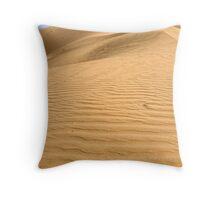 Thar Desert, Jaisalmer, Rajasthan, India Throw Pillow
