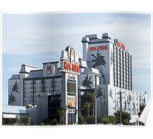Hooters Hotel..Las Vegas Poster