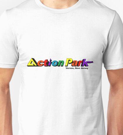 Action Park (Traction Park) - Vernon, New Jersey Unisex T-Shirt