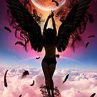 Wake Dark Angel by Daniel  Angeles