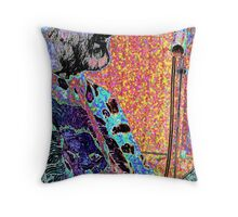 SGL On Stage Throw Pillow