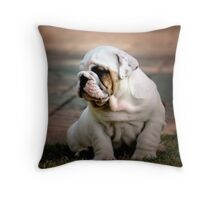 ~The Thinker~ Throw Pillow