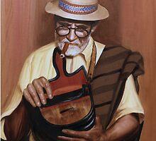 El Arriero by Esperanza Gallego