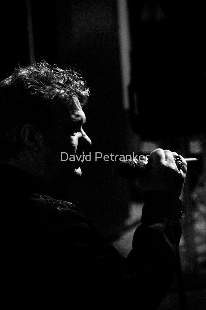 Jimmy Barnes by David Petranker