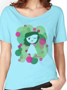 Inside Out - Disgust Women's Relaxed Fit T-Shirt