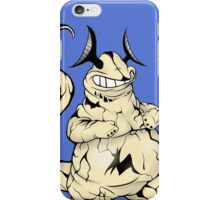 Chub Eleking iPhone Case/Skin