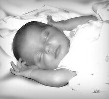 Sleeping Angel by Jane Brack