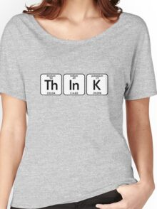 Think Women's Relaxed Fit T-Shirt