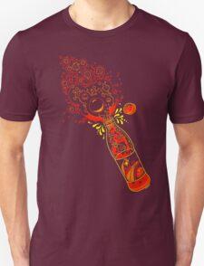 Mirth Soda,(red) Unisex T-Shirt