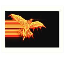 Flight of the Phoenix Art Print