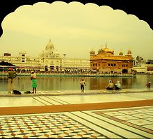 GOLDEN TEMPLE-1 by manumint