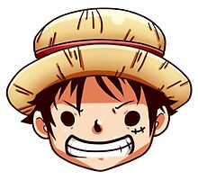 luffy by macanapi