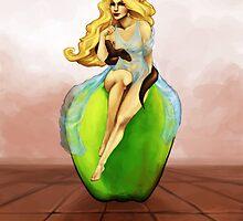 Aphrodite by reieleganza