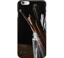 tools of creation iPhone Case/Skin