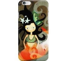 Thank goodness love can float iPhone Case/Skin
