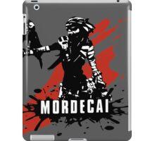 Mordecai (Grey) iPad Case/Skin