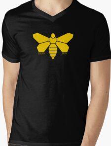 Golden Moth Chemical Mens V-Neck T-Shirt
