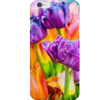 Tulips Enchanting 48 iPhone Case/Skin