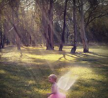 """Woodland Angel"" - A Tribute To Breast Cancer Awareness by StarKatz"