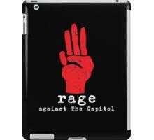 Rage Against The Capitol iPad Case/Skin