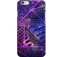 Space Triangle iPhone Case/Skin