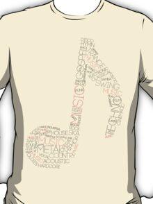 #Music T-Shirt