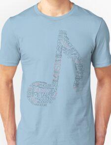 #Music Unisex T-Shirt