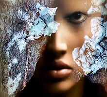 Peeling Away of Feeling by Carmen Holly
