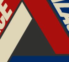 PALACE ∆ Sticker