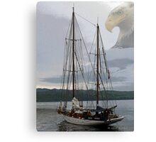 Sailor's Spirit Guardian Canvas Print