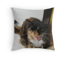 Moaning Minnie Throw Pillow