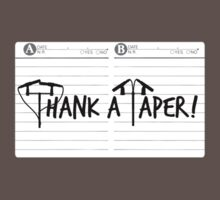 Thank a Taper! Kids Clothes