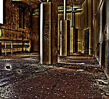 Mind Your Foot - Weigh Room by photoshotgun
