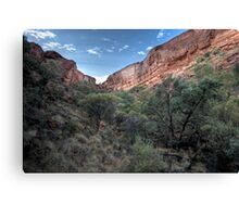 Kings Canyon • Northern Territory Canvas Print
