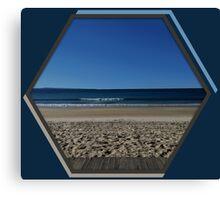 Oceanis Canvas Print