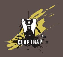 Claptrap (Grey) T-Shirt