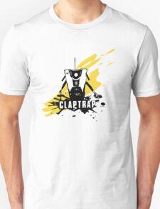 Claptrap (Colored BG) T-Shirt