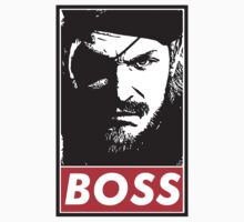 Boss by morgeletto