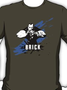 Brick (Colored BG) T-Shirt